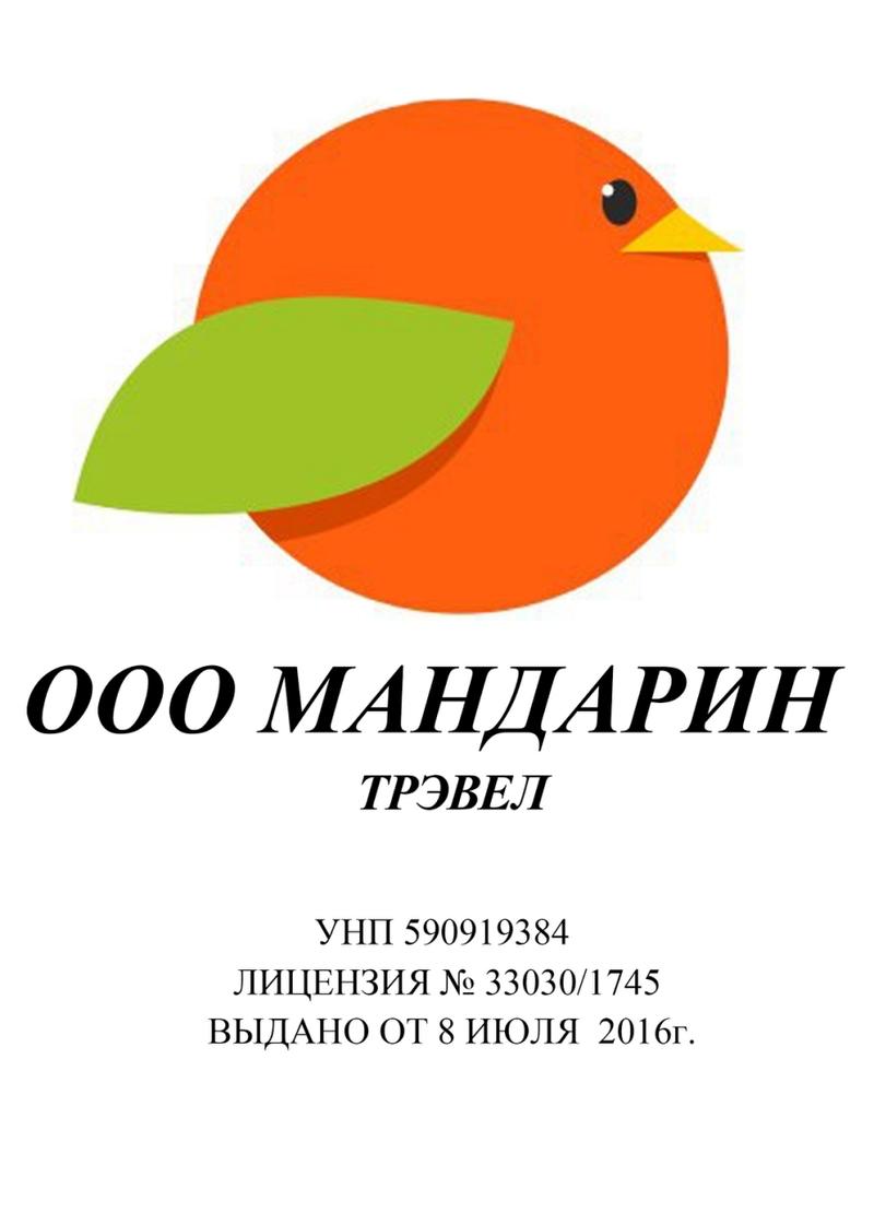 """ООО """"Мандарин"""""""